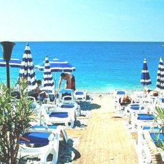 Berlioz Hotel пляж