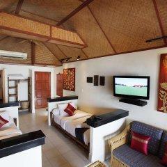 Отель Friendship Beach Resort & Atmanjai Wellness Centre 3* Люкс с различными типами кроватей фото 4