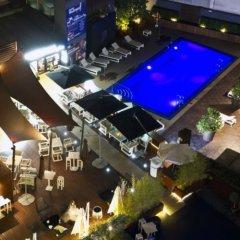 Отель Wellington Hotel & Spa Madrid Испания, Мадрид - 9 отзывов об отеле, цены и фото номеров - забронировать отель Wellington Hotel & Spa Madrid онлайн балкон