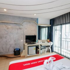 Отель NIDA Rooms Patong 179 Phang Center комната для гостей фото 4