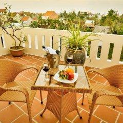 Отель Cam Chau Homestay Вьетнам, Хойан - отзывы, цены и фото номеров - забронировать отель Cam Chau Homestay онлайн балкон