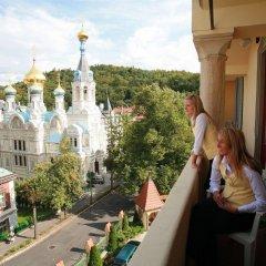 Detox Hotel Villa Ritter балкон
