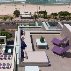 LSH Hotel пляж