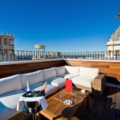 Отель Vincci Via пляж фото 2