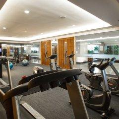 Отель Grand Four Wings Convention Бангкок фитнесс-зал фото 2