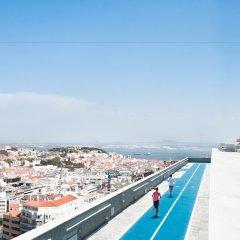 Отель Four Seasons Hotel Ritz Lisbon Португалия, Лиссабон - отзывы, цены и фото номеров - забронировать отель Four Seasons Hotel Ritz Lisbon онлайн пляж