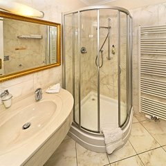 Отель Humboldt Park & Spa Карловы Вары ванная