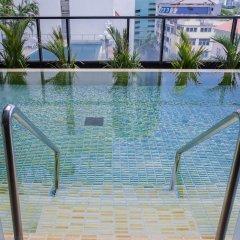 Отель Citadines Sukhumvit 8 Bangkok бассейн