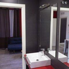 Hotel Oleum Belchite ванная
