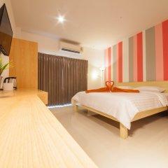 Отель T Sleep Place комната для гостей фото 5