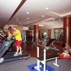 Отель California Garden фитнесс-зал фото 2