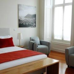 Отель Armazéns Cogumbreiro Португалия, Понта-Делгада - отзывы, цены и фото номеров - забронировать отель Armazéns Cogumbreiro онлайн комната для гостей фото 4