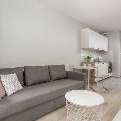 Апартаменты Chill Apartments Zoliborz комната для гостей