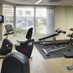 Отель Shilla Stay Mapo фитнесс-зал фото 4