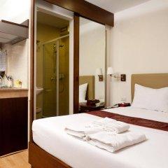 Отель Check Inn China Town By Sarida Таиланд, Бангкок - отзывы, цены и фото номеров - забронировать отель Check Inn China Town By Sarida онлайн комната для гостей фото 5