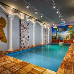 Отель Babylon Garden Inn бассейн фото 3