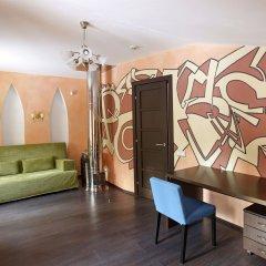 Гостиница Лесная Рапсодия интерьер отеля фото 2