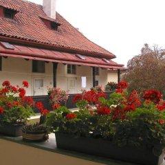 Отель In Prague Чехия, Прага - отзывы, цены и фото номеров - забронировать отель In Prague онлайн балкон