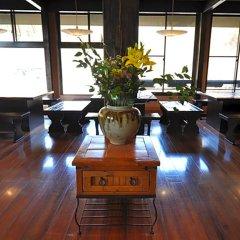 Отель Senomotokan Yumerindo Минамиогуни фитнесс-зал фото 2