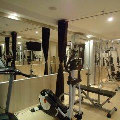 Hotel Azimut фитнесс-зал