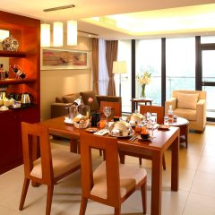 Отель Howard Johnson All Suites Hotel Китай, Сучжоу - отзывы, цены и фото номеров - забронировать отель Howard Johnson All Suites Hotel онлайн питание