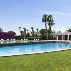 Отель Fairmont Rey Juan Carlos I Барселона бассейн фото 2