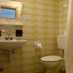 Отель Berghotel Franzenshöhe Стельвио ванная фото 2