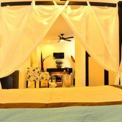 Отель Posada Mariposa Boutique Плая-дель-Кармен бассейн