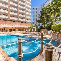Отель Aparthotel La Era Park Испания, Бенидорм - отзывы, цены и фото номеров - забронировать отель Aparthotel La Era Park онлайн бассейн