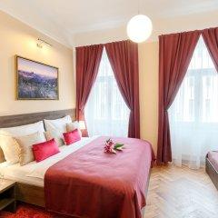 Отель Residence Milada Чехия, Прага - отзывы, цены и фото номеров - забронировать отель Residence Milada онлайн вид на фасад фото 2