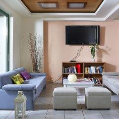 Отель Bella Vista Apartments Греция, Херсониссос - отзывы, цены и фото номеров - забронировать отель Bella Vista Apartments онлайн интерьер отеля фото 2