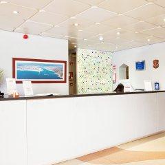 Отель Smartline Club Amarilis Португалия, Портимао - отзывы, цены и фото номеров - забронировать отель Smartline Club Amarilis онлайн интерьер отеля фото 3
