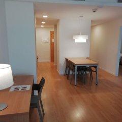 Отель Aura Park Aparthotel Оспиталет-де-Льобрегат удобства в номере