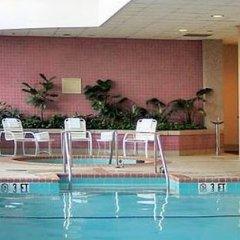 Отель Bethesda Marriott Suites США, Бетесда - отзывы, цены и фото номеров - забронировать отель Bethesda Marriott Suites онлайн бассейн фото 3