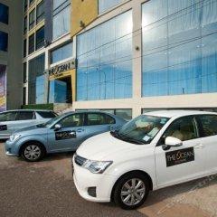 Отель The Ocean Colombo парковка
