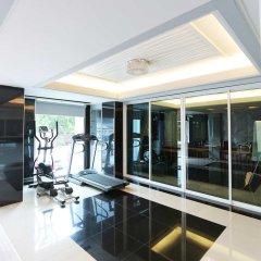 Отель T3 Residence фитнесс-зал фото 4