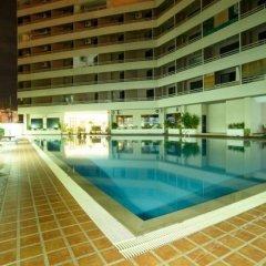 Отель Angket Hip Residence Таиланд, Паттайя - 1 отзыв об отеле, цены и фото номеров - забронировать отель Angket Hip Residence онлайн бассейн фото 3