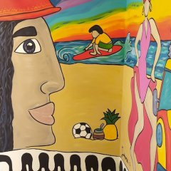 Salsa & Samba Hostel Сан Джулианс спортивное сооружение