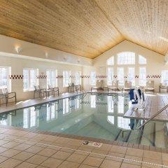 Отель Residence Inn By Marriott Minneapolis Bloomington Блумингтон бассейн