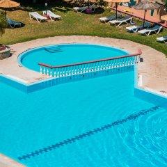 Achousa Hotel бассейн фото 2