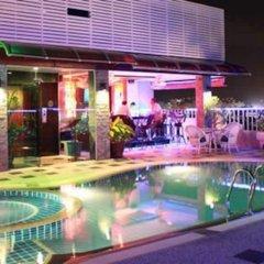 Отель Nida Rooms Patong 188 Phang бассейн фото 2