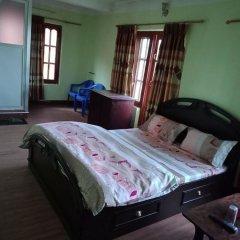 Отель OM Stupa Guest House Непал, Катманду - отзывы, цены и фото номеров - забронировать отель OM Stupa Guest House онлайн комната для гостей фото 2
