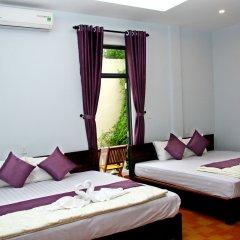Отель Purple Garden Homestay комната для гостей фото 2