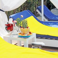 Adriatik Hotel Дуррес бассейн