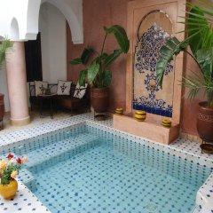 Отель Riad Ailen Марракеш бассейн фото 2