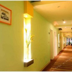 Отель 7 Days Inn (Guangzhou Panyu Changlong South High-speed Railway Station) интерьер отеля