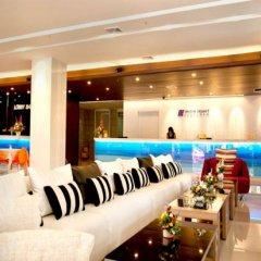 Отель Metro Resort Pratunam Бангкок бассейн фото 2