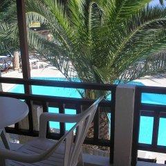 Отель Mirabelle Hotel Греция, Аргасио - отзывы, цены и фото номеров - забронировать отель Mirabelle Hotel онлайн балкон