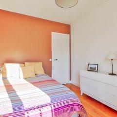 Апартаменты Charming parisian Apartment - Monge комната для гостей
