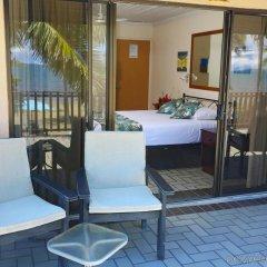 Отель Aquarius on the Beach Фиджи, Вити-Леву - отзывы, цены и фото номеров - забронировать отель Aquarius on the Beach онлайн балкон